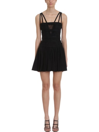 Giovanni Bedin Black Jersey Dress
