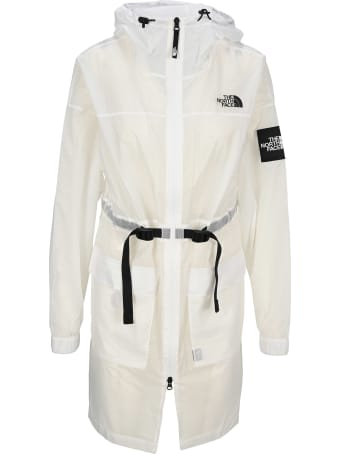 The North Face North Face Transparent Ripstop Parka