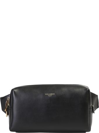 Dolce & Gabbana Branded Belt Bag