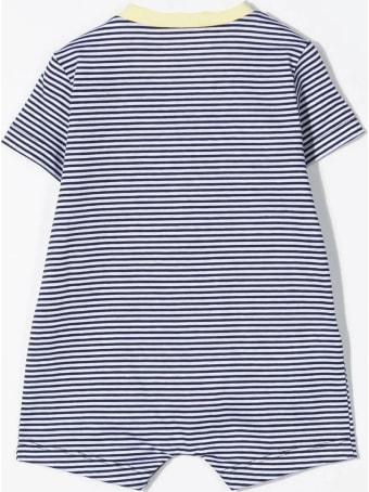 Il Gufo Striped Jumpsuit