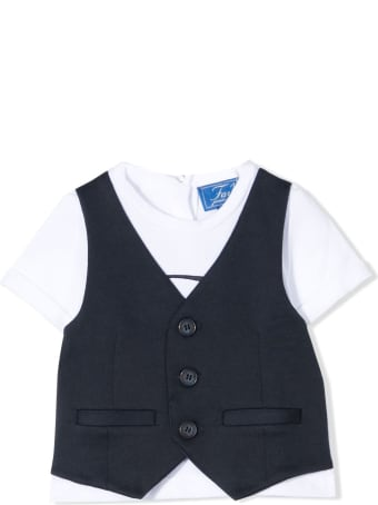 Fay T-shirt With Vest