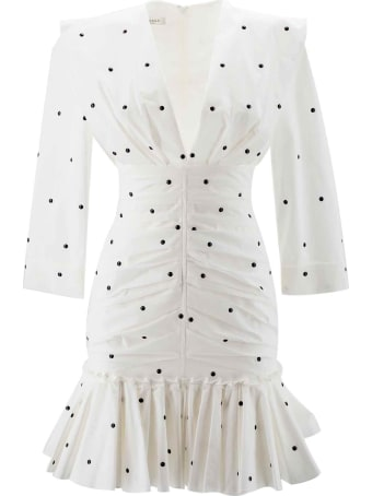 Philosophy di Lorenzo Serafini Stretch-cotton Mini Dress