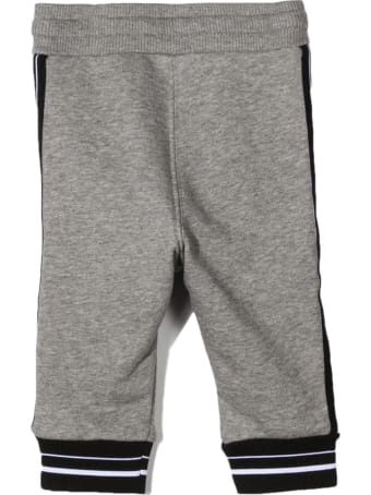 Givenchy Grey Cotton-blend Trackpants