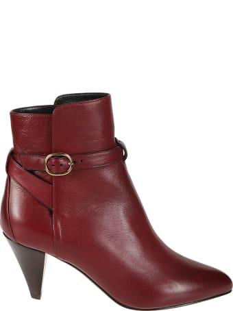 Celine Jodphur Ankle Boots