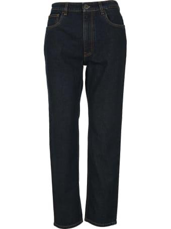 Prada Classic Cropped Jeans