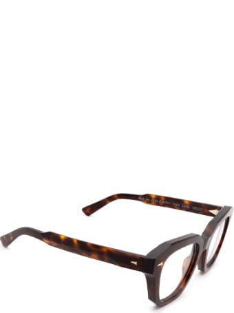 AHLEM Ahlem Pont Des Arts Optic Raw 8mm Light Turtle Glasses