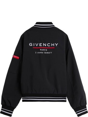 Givenchy Jacket With Zip