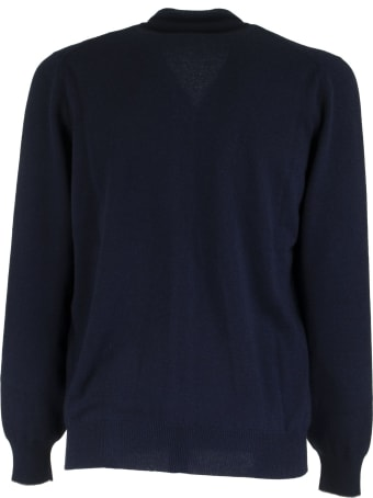 Brunello Cucinelli Cashmere Mock Turtleneck Cardigan With Zipper