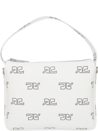 Courrèges Iconic Square Shoulder Bag