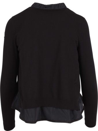 Moncler 'tricot' Viscose Sweater