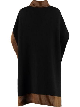 Jucca Virgin Wool Cape