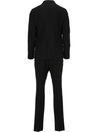 Z Zegna Z-zegna Double-breasted Suit