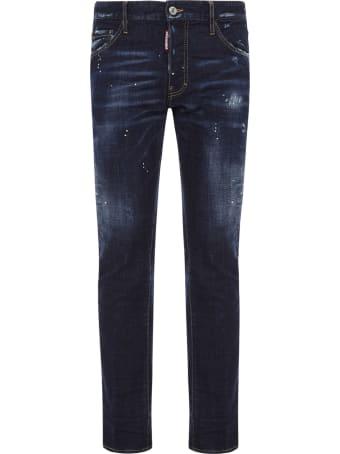 Dsquared2 X Ibra Icon Jeans