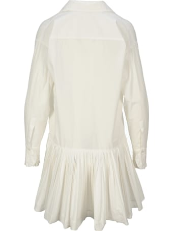See by Chloé See By Chloe' Drop-waist Shirtdress