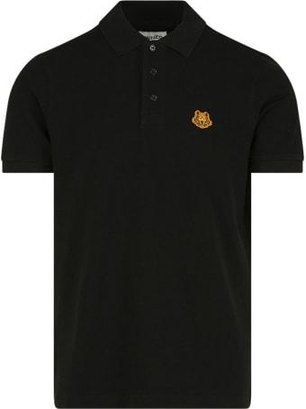 Kenzo 'tiger Crest' Polo