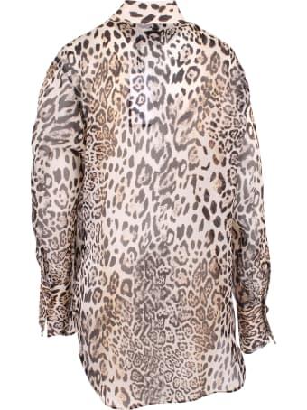 Ermanno Scervino Silk Shirt