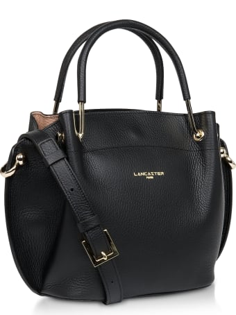 Lancaster Paris Foulonnè Double Satchel Bag