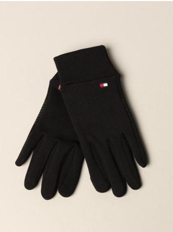 Hilfiger Denim Hilfiger Collection Gloves Antibacterial Washable Day Gloves Women's Size