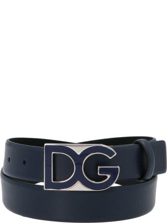 Dolce & Gabbana 'dg' Belt