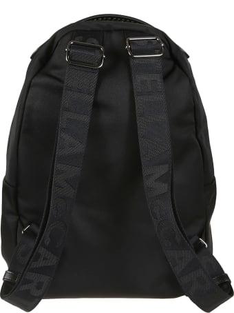 Stella McCartney Logo Print Backpack