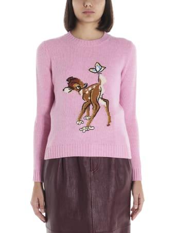 Miu Miu 'bambi' Sweater