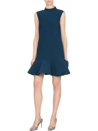 Victoria Victoria Beckham Dress With Frills