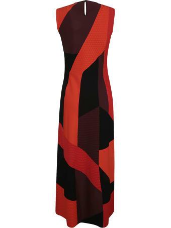 Alexander McQueen Sleeveless Slim Dress