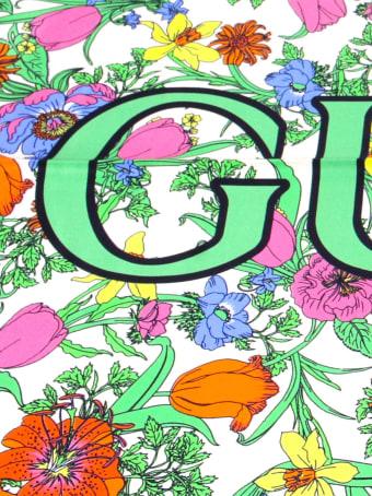 Gucci Pop Flora Foulard