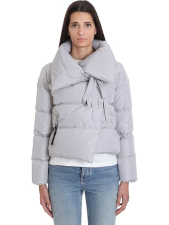 Bacon Puffa Clothing In Grey Polyester