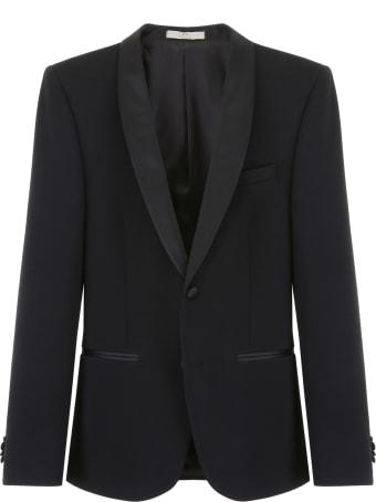 CC Collection Corneliani Tuxedo Jacket