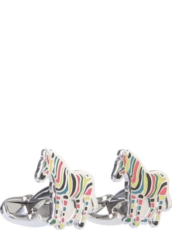 Paul Smith Zebra Cufflinks