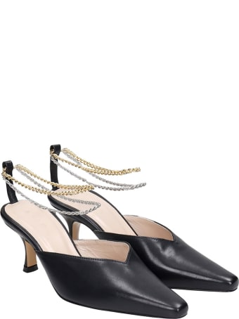 Kalda Ara  Pumps In Black Leather