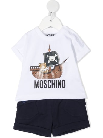Moschino Teddy Bear Coordinated Suit