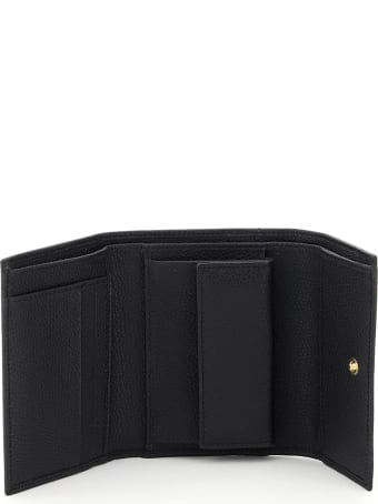 Dolce & Gabbana Wallet With Logo Plaque