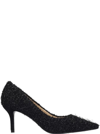 Bibi Lou Pumps In Black Glitter