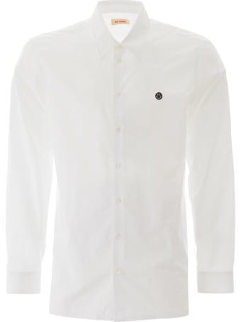 Raf Simons Shirt With Smiley Embroidery