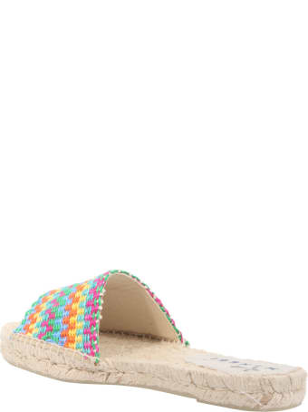 Manebi Yucatan Slide Sandals
