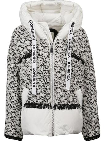 Khrisjoy Tweed Puffer Jacket