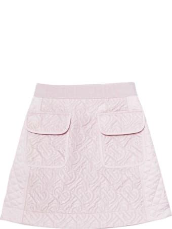 Burberry Pink Skirt