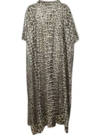 Pierre-Louis Mascia Oversize Embellished Dress