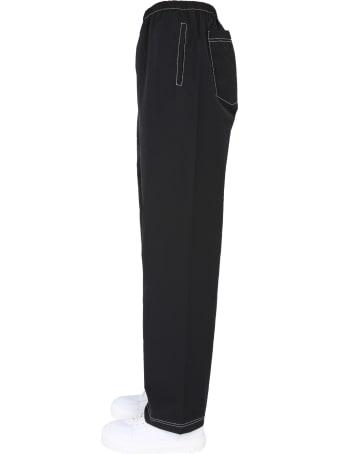 Sunnei Pants With Elasticated Waist
