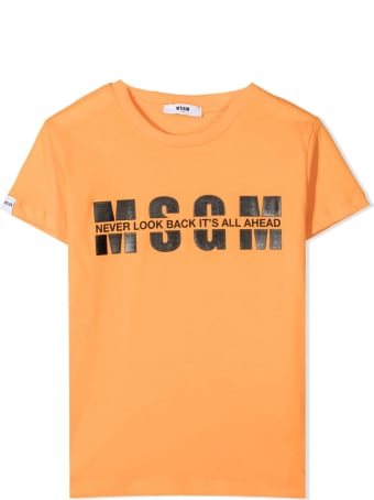 MSGM T-shirt With Print