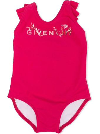 Givenchy One Piece Swimsuit With Print