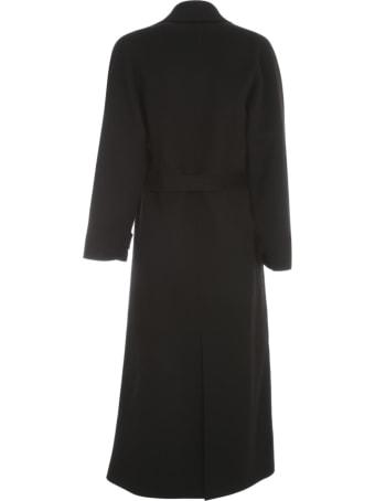 Giorgio Armani Cashmere Double Breasted Coat