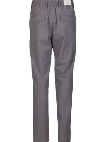 Eleventy Elasticated Drawstring Pants
