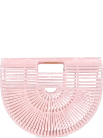 Cult Gaia Acrylic Ark Small Handbag