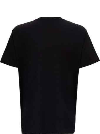 Givenchy Refracted T-shirt With Contrasting Logo Print