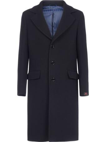 MP Massimo Piombo Remon Virgin Wool Mono-breasted Coat