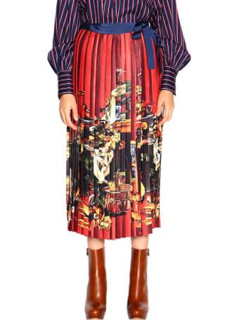 Stella Jean Skirt Skirt Women Stella Jean