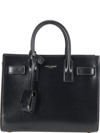 Saint Laurent Sac De Jour Nano Handbag
